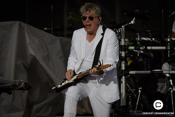 Tom Bailey at Minnesota State Fair Grandstand on 09/03/2018