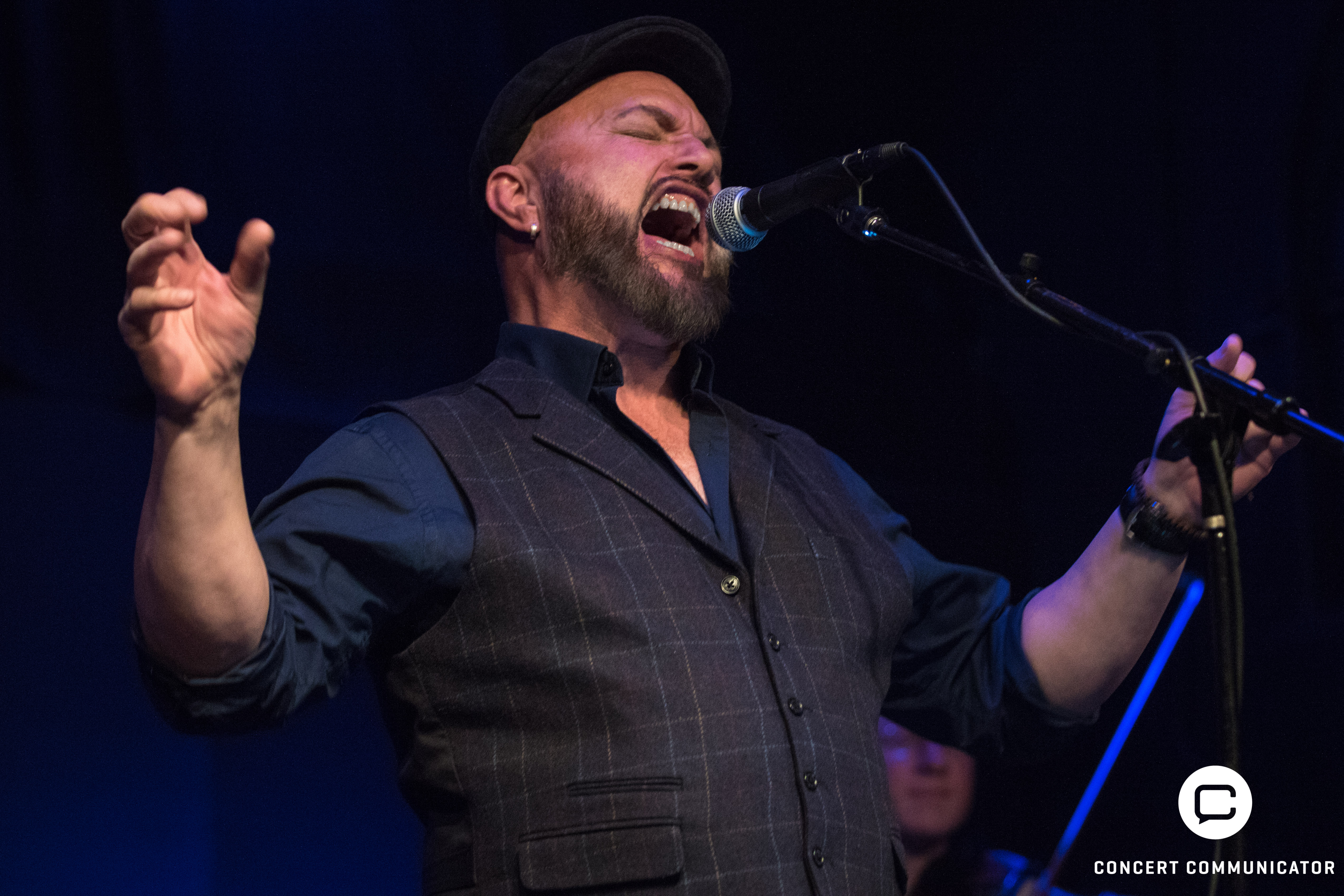 Geoff Tate @ The Amsterdam Bar