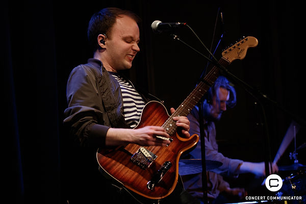 Ben Noble Night Wakes single release concert at Bryant Lake Bowl Theater