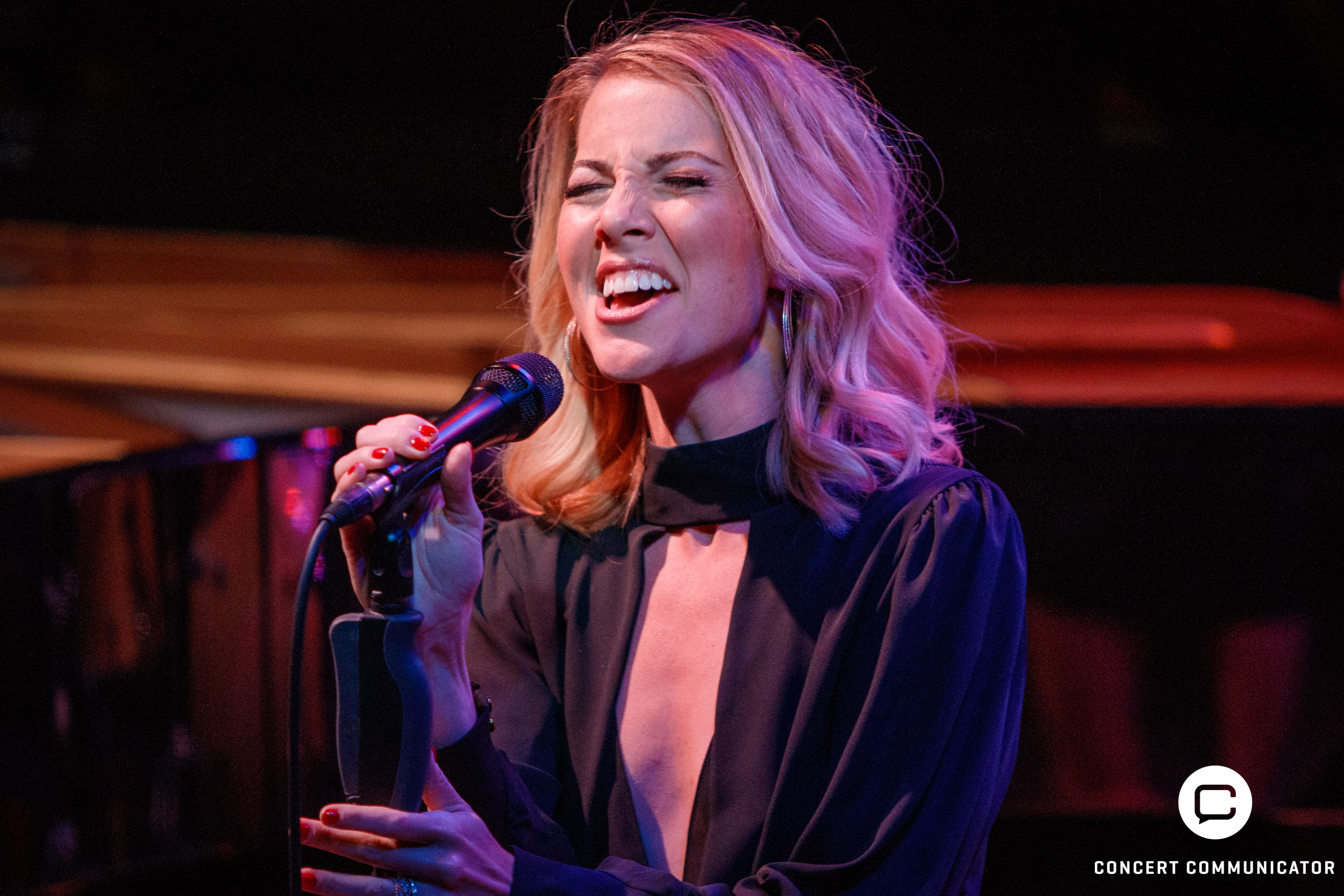 Morgan James at the Dakota Jazz Club
