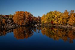 Fall Color Quarry Park
