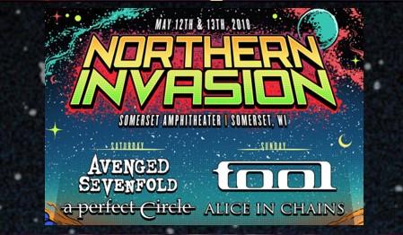 Northern Invasion Pix Slider