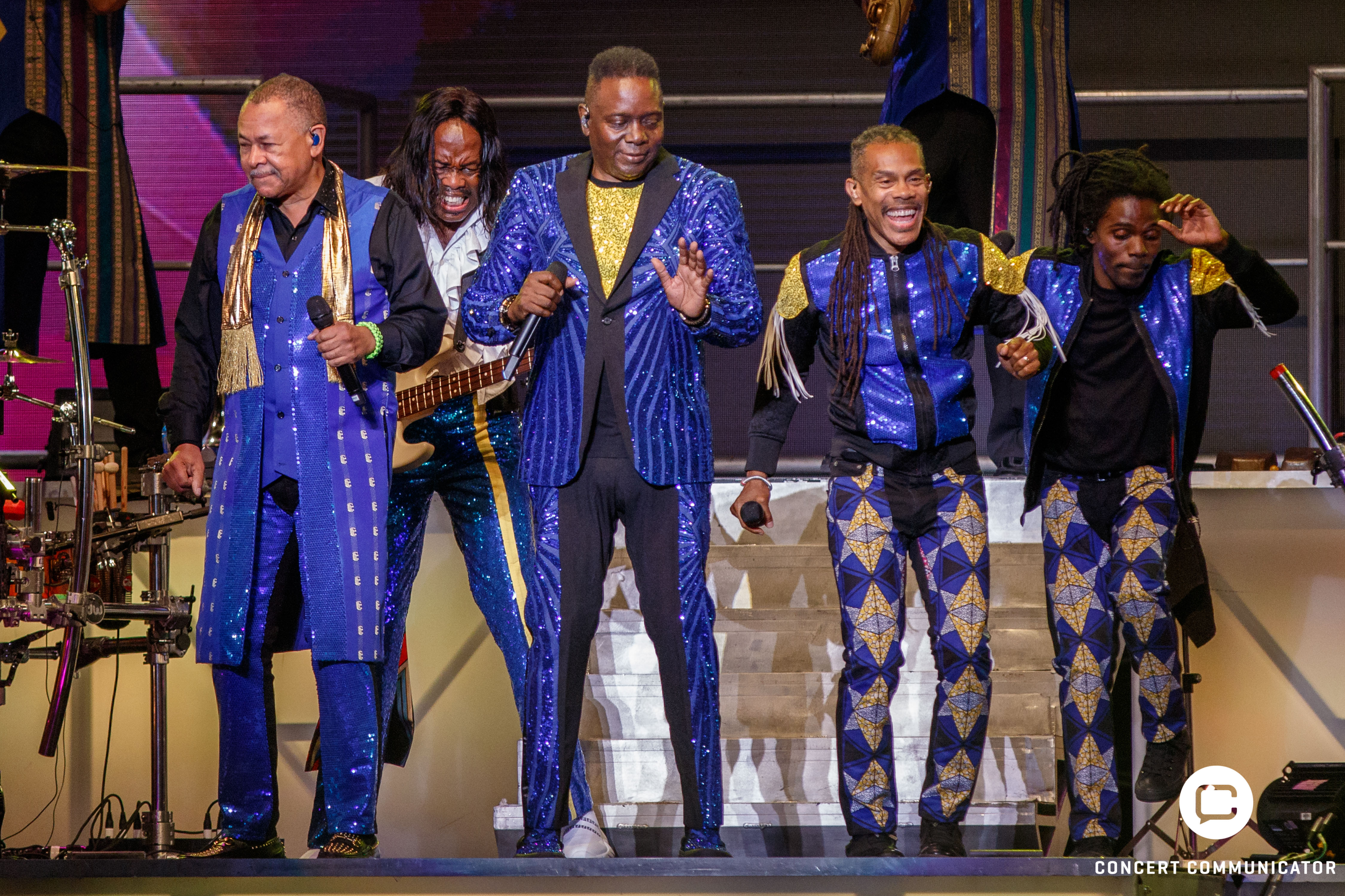 Earth, Wind & Fire @ MN State Fair