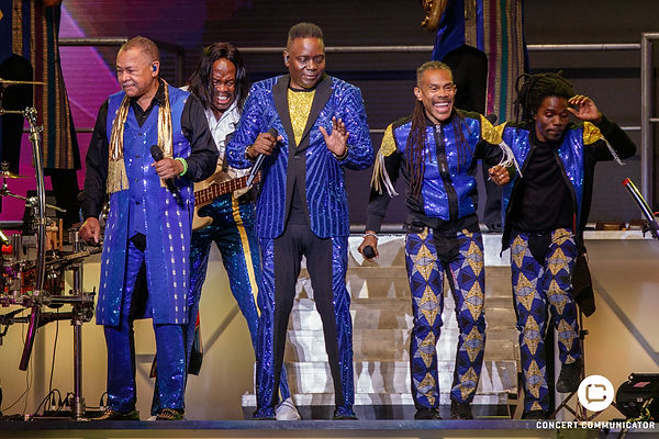 Earth, Wind & Fire at Minnesota State Fair Grandstand 08/26/2018