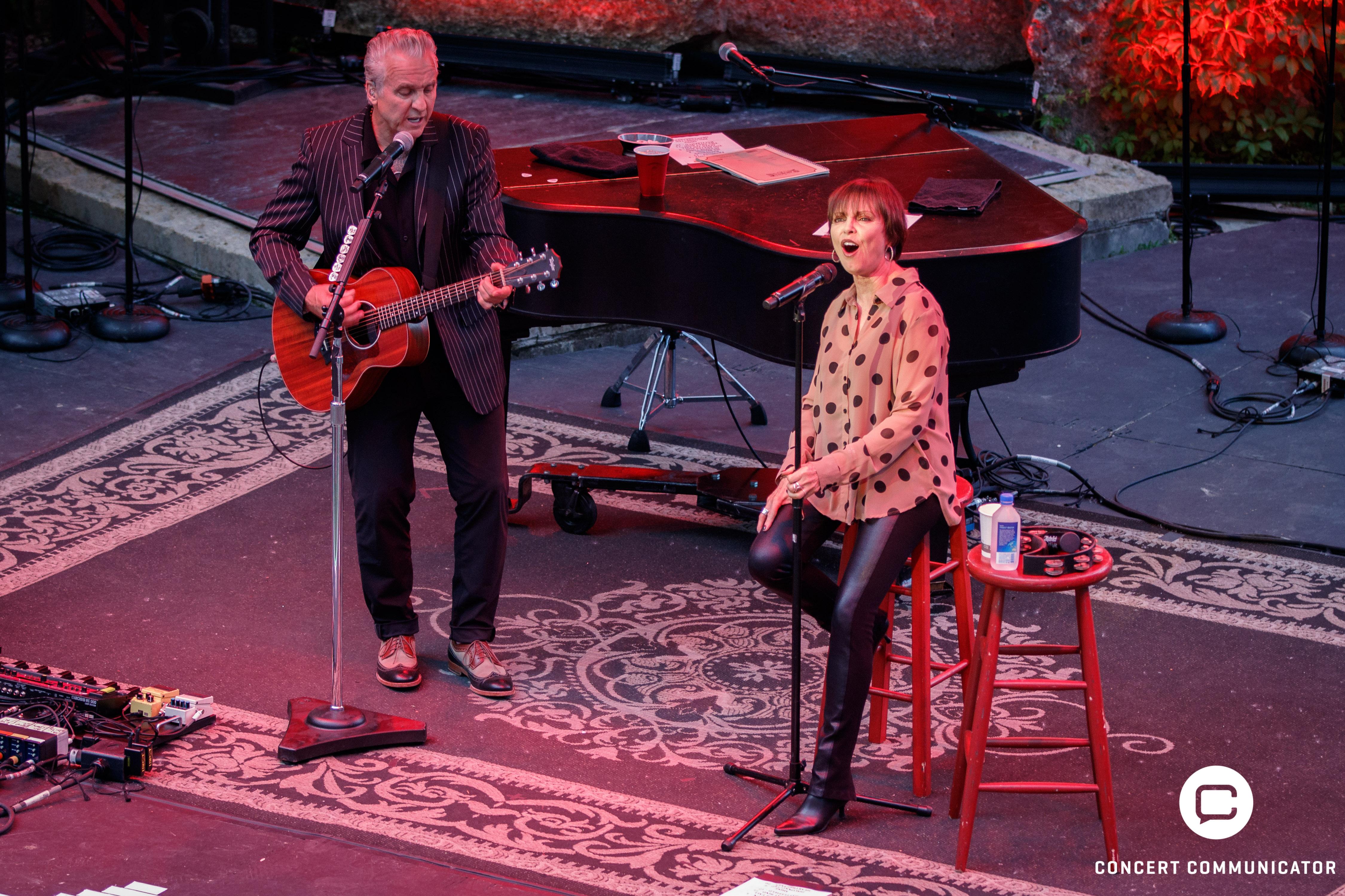 Pat Benatar & Neil Giraldo 06/13/18
