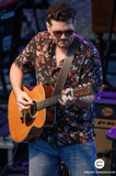 Jeff LeBlanc opens for Boz Scaggs to close out opening weekend at the 2017 Music in the Zoo series at Weesner Family Amphitheater