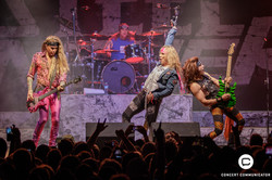 Steel Panther at Myth Live