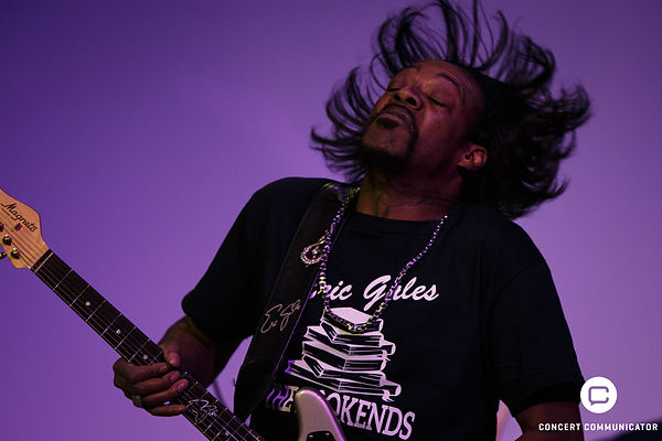 Eric Gales at the Cedar Cultural Center