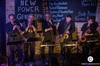 NPG at Dakota Jazz Club 2/2/2018