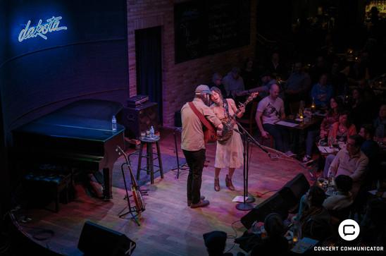 The Lowest Pair at Dakota Jazz Club 03/02/2017