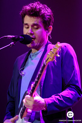 """John Mayer """"The Search for Everything"""" tour at Xcel Energy Center 04/15/2017"""
