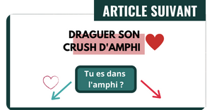 Conseils draguer crush Pamplemousse étudiant droit