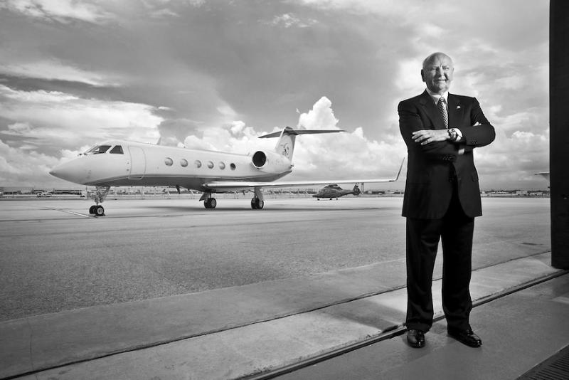 Entrepreneur Profile: Wayne Huizenga