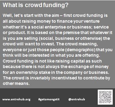 Defining Crowd Funding