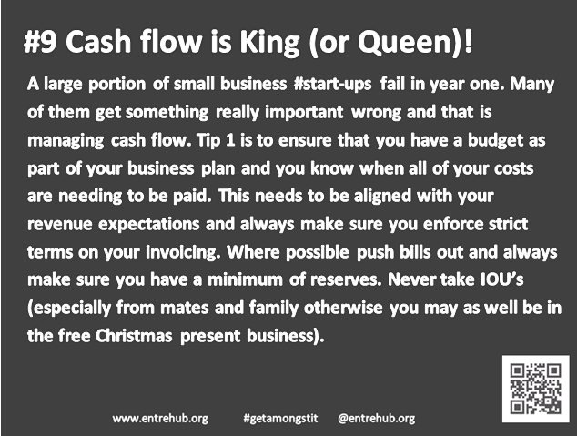 #9 Cashflow is king
