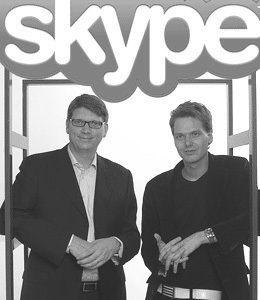 Entrepreneurs Success Story: SKYPE