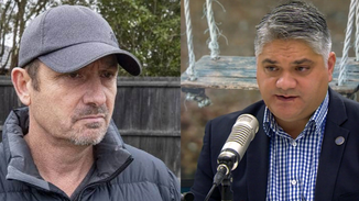 Tukaki tells Immigration Minister cancel racists residency & send him packing home to England