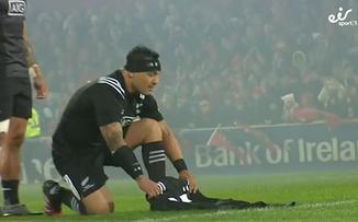 NZ Maori lose the game but win Irish hearts