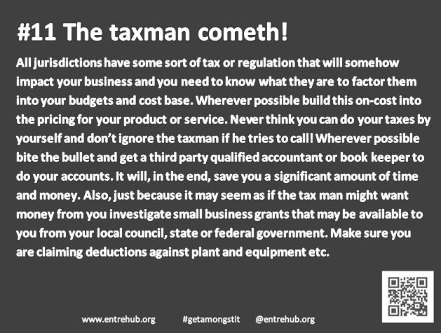 #11 The Taxman