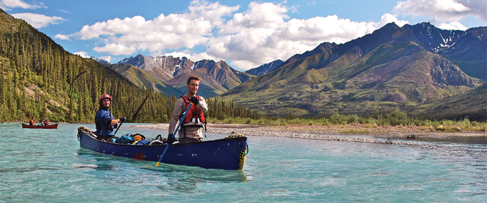 Yukon, Alaska and Canada