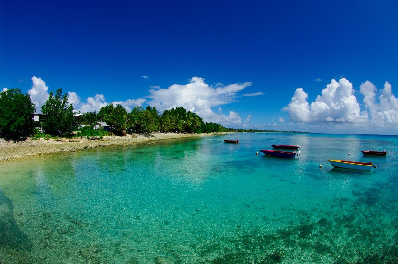 Tuvalua, Pacific Ocean