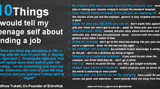 10 Things That Will Help You Land That Job
