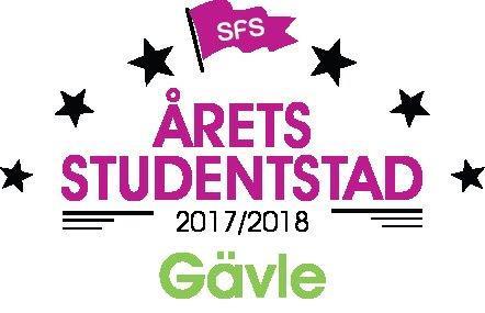 Gävle är Årets studentstad!