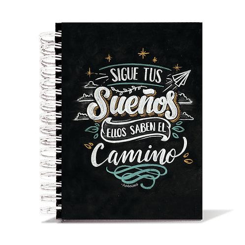 """Cuaderno - """"Sueños"""""""