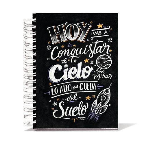 """Cuaderno - """"Cielo"""""""