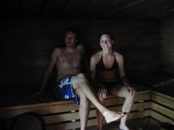 2006 Sauna time Finland