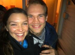 New Year's in Helsinki
