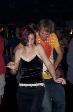 At Cains ballroom 2006