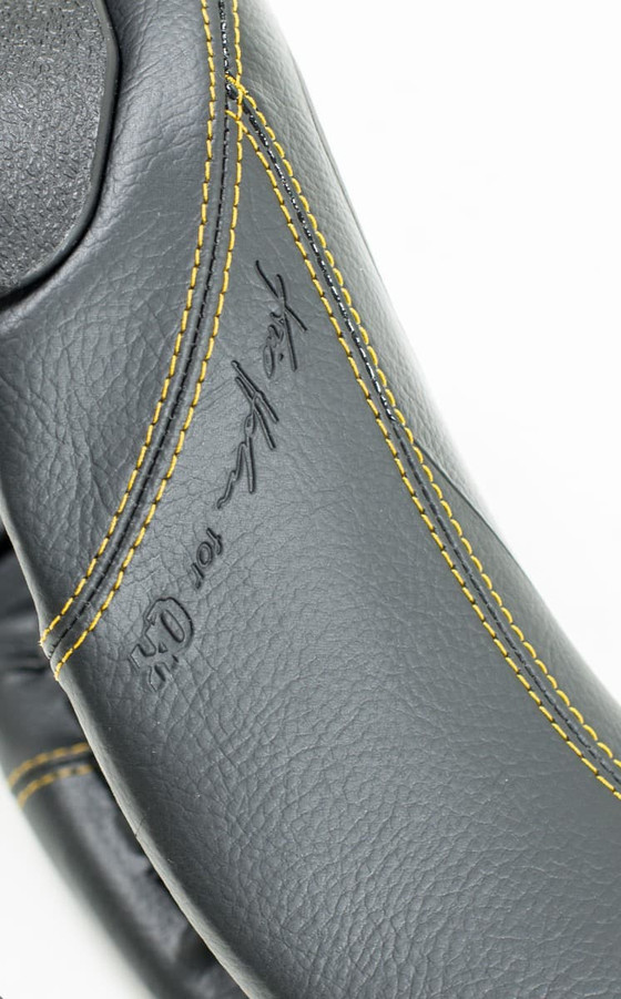 Exciting news, Take a seat. Qu Ax Eleven Saddle.