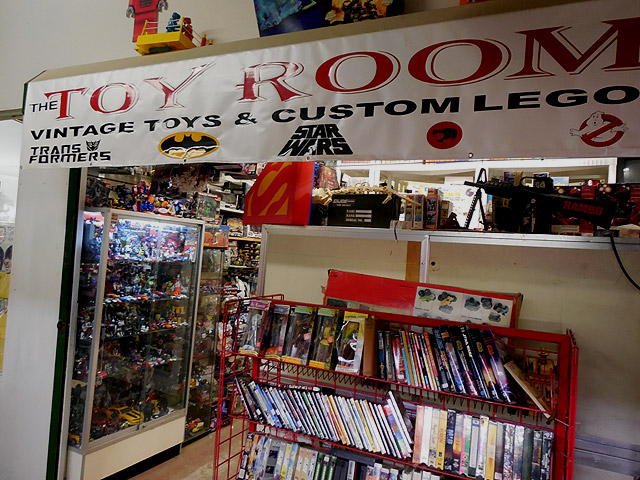 The Toy Room - Englishtown, NJ - Review