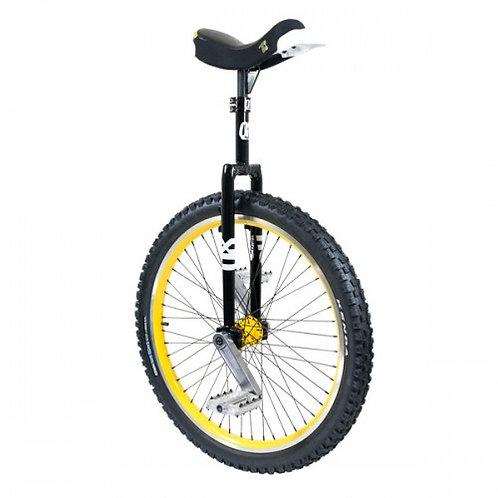 "Qu-Ax 27.5"" QX Muni Unicycle (MUNI=Mountain Unicycle)"