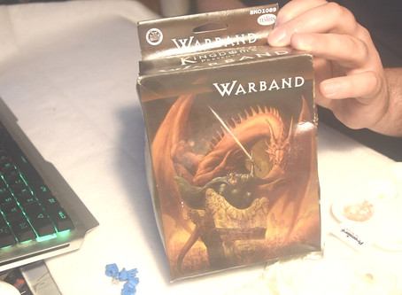 WARBAND - Ultimate Tabletop Figures on a Budget!