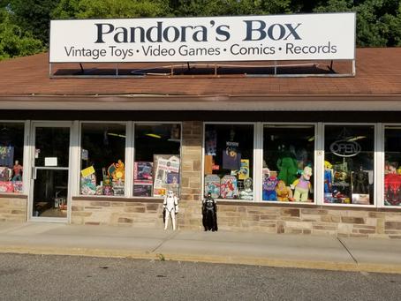 Pandora's Box - North Jersey's Retro Toy Paradise