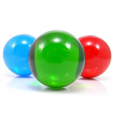 60mm Colored Acrylic Contact Ball