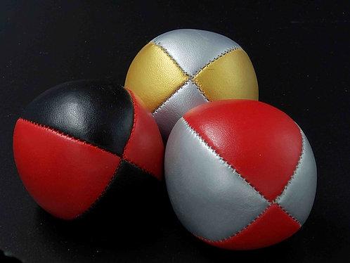 Flow Juggle Ball / UV Pro 4 Panel Premium faux leather 1 Ball