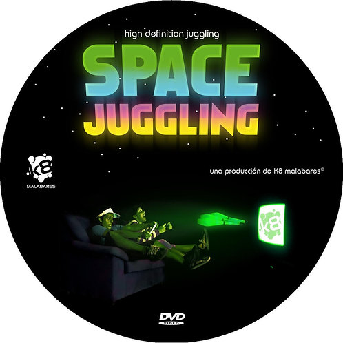 SPACE JUGGLING BY K8 malabares