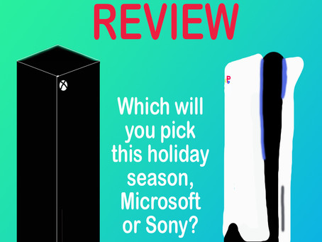 UPDATED - September 20th : Do I want a Sony PS5 or Xbox Series X this holiday season?