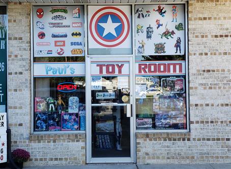 Paul's Toy Room in Parlin, NJ