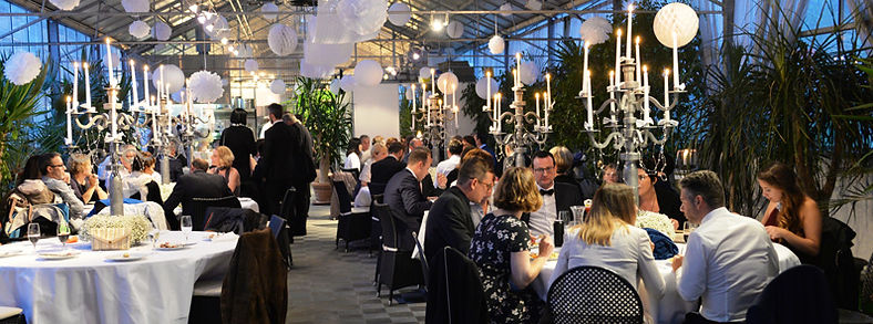 Catering Hochzeit Glashuus Malans