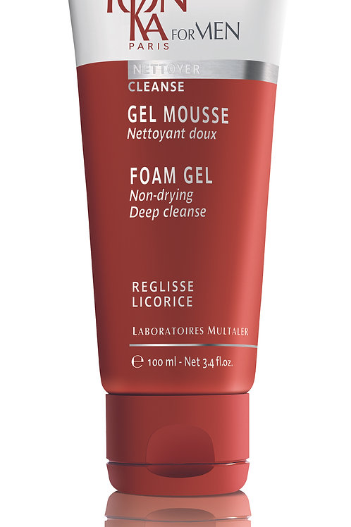 GEL MOUSSE, 100 ml
