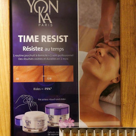 Time Resist Flyer