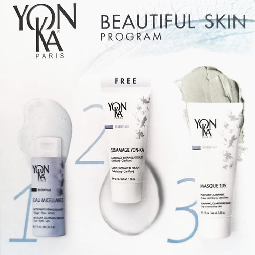 Yon-Ka Beautiful SKIN Program