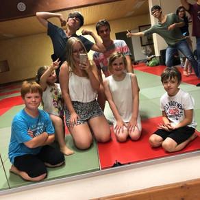 Judoübernachtung