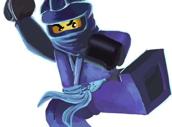 Ninja Challenge Goshi