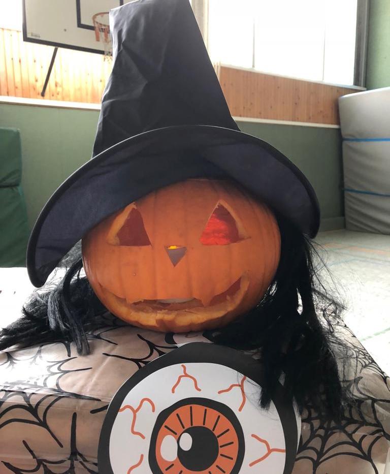 Halloweentraining 2018