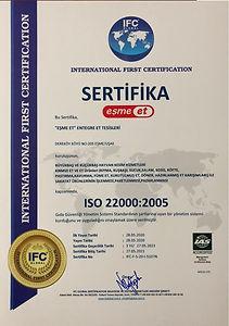 EŞME ET ISO 22000 HACCP GIDA GÜVENLİĞİ BELGESİ.jpeg